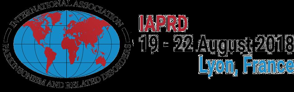 IAPRD 2018