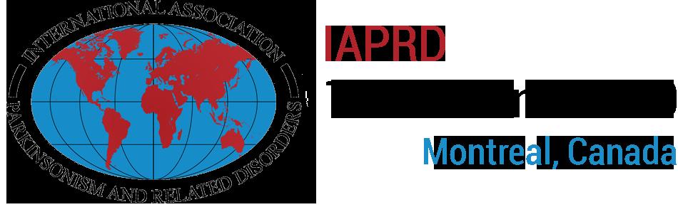 IAPRD 2019